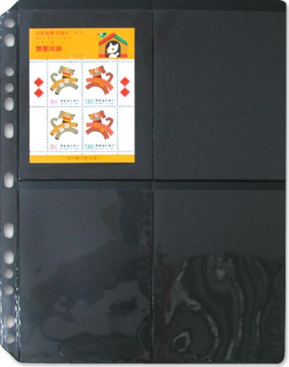 7030 Stamp Refill + Divider/5 Piece Set - Chuyu Culture Taiwan Made - Official Agent in India