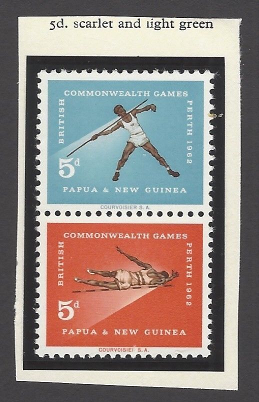New Zealand 1962 Commonwealth Games 1v  MNH