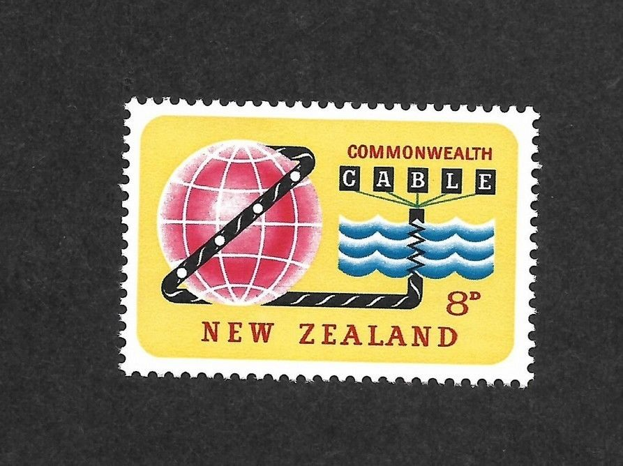 New Zealand 1963 Commonwealth Cable MNH