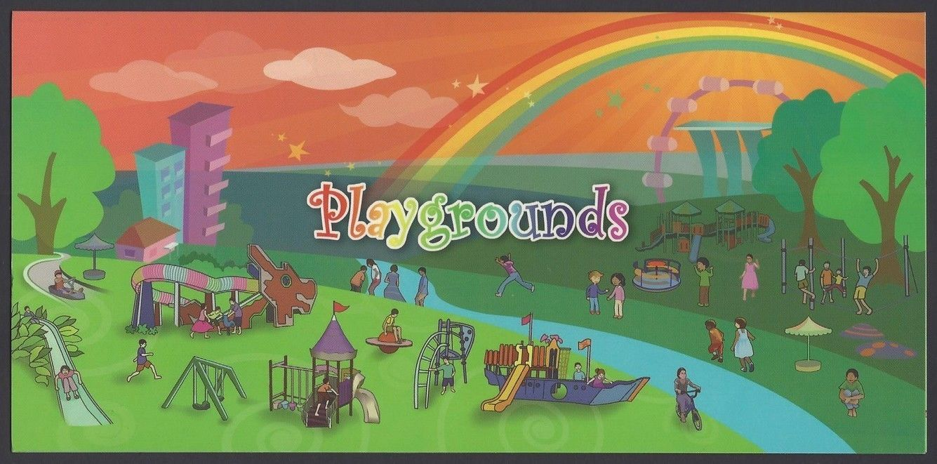 Singapore 2010 Playgrounds pack